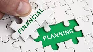 financial planning job advert