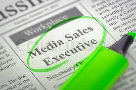 Personable Confident Media Sales Executive image